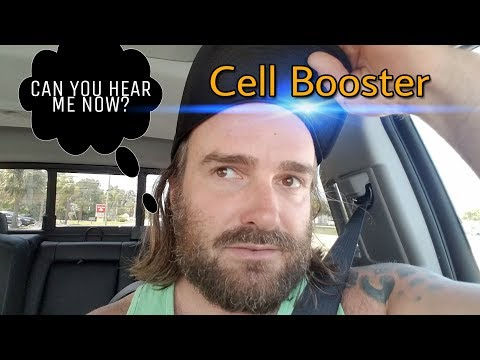 Cell Phone Booster Install & Review | Car, Truck, RV, Boat Cell Phone Booster | Road Warrior Gear