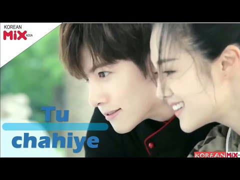 Tu Chahiye - BB - atif aslam - Korean mix - love song