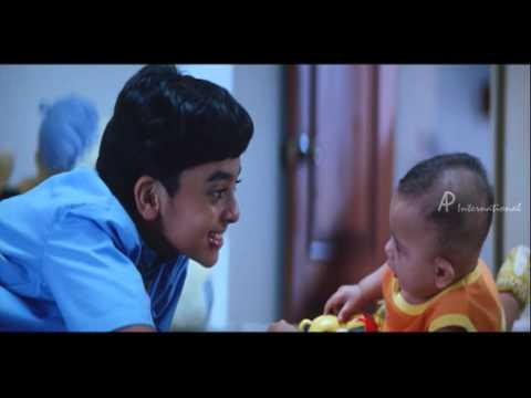 Kannadi Pookkal - Master Ashwin feels Bad