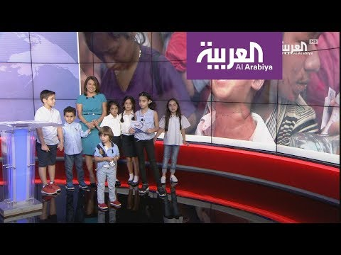 في اليوم العالمي للطفولة ... ستوديو العربية يمتلئ بهجة بتواج  - نشر قبل 3 ساعة