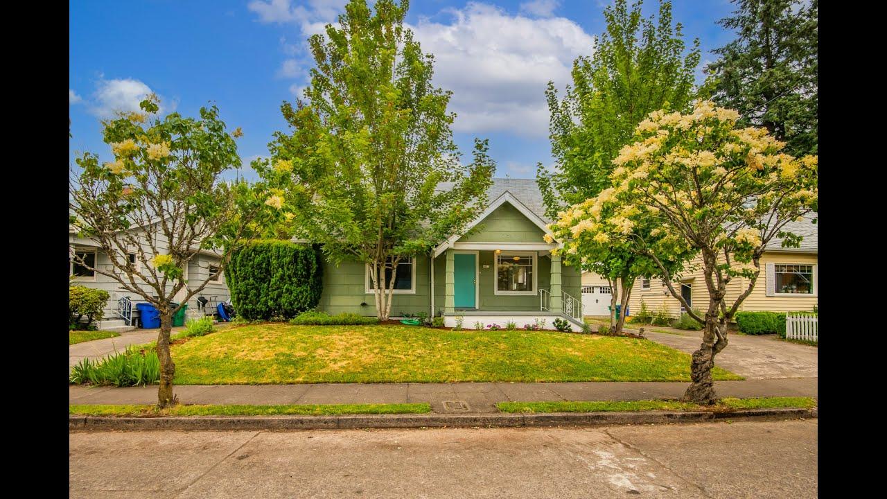 4411 SE Windsor Ct  Portland, OR 97209