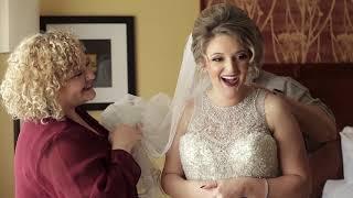 Caitlin + Tyler | Sneak Peek | Bridgeport WV Wedding Video