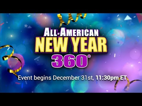 All-American New Year 360