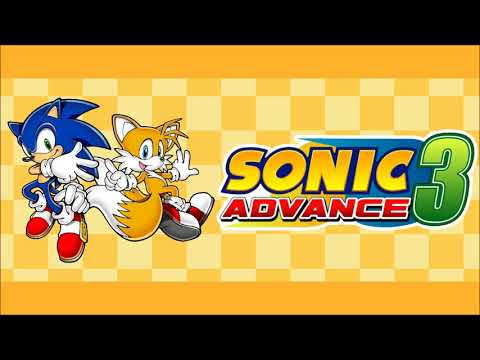 Chaos Angel Zone: Act 3 - Sonic Advance 3 Remastered