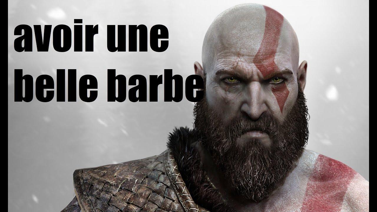 avoir une belle barbe 1 (ma barbe frise et boucle) - youtube