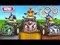 QUADCRASHER OLYMPICS In Fortnite Battle Royale!