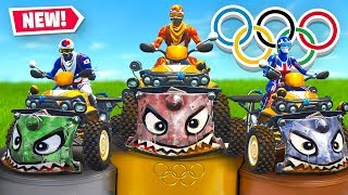 QUADCRASHER OLYMPICS In Fortnite Battle Royale!