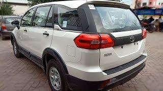 TATA Hexa XE Base  - Diesel - Detailed Review