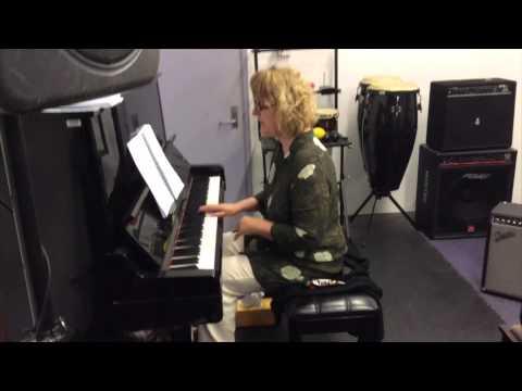 Mamma Mia Hamilton - Music rehearsals