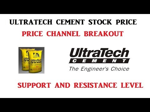 UltraTech Cement Stock Target Price Levels