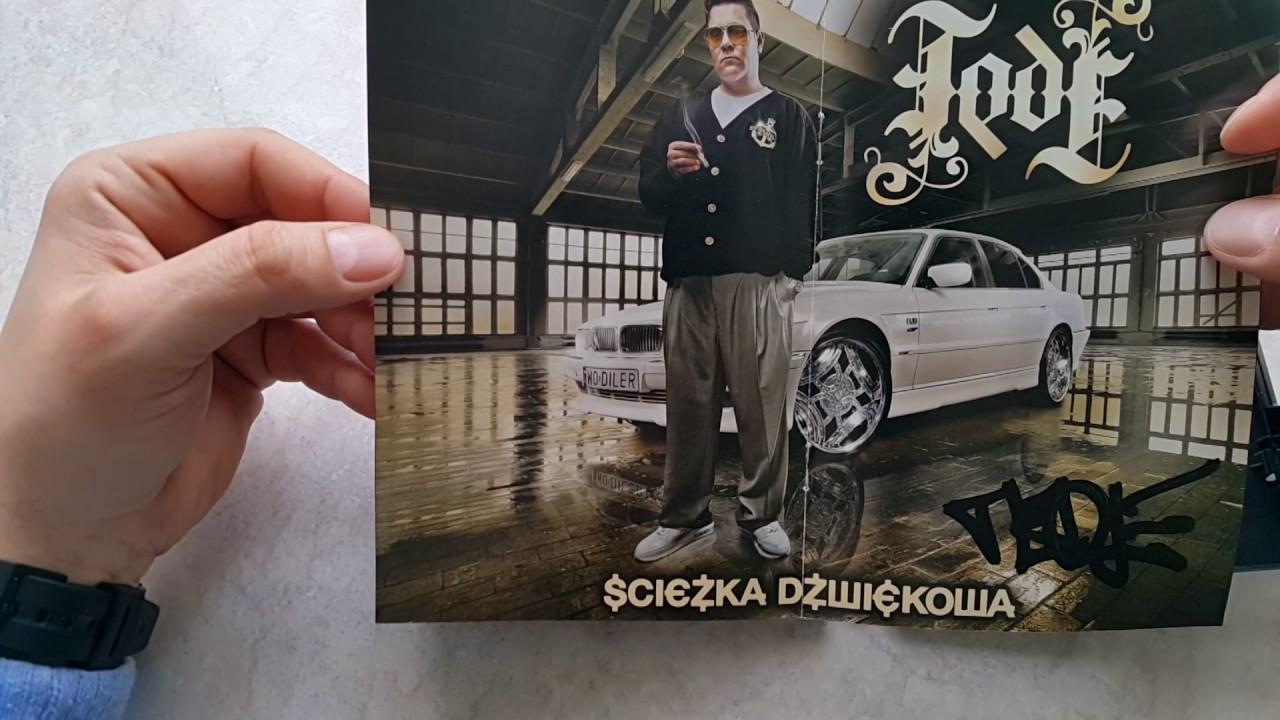 """Prezentacja płyty: TEDE """"ŚCIEŻKA DŹWIĘKOWA"""" EDYCJA SPECJALNA CD+DVD"""