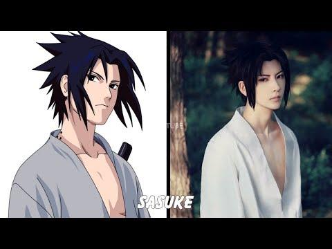 Naruto: Các nhân vật ở ngoài đời thực (Cosplay)