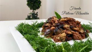 Fırında Patlıcan Musakka - Pratik Tarifler / Yemek Tarifleri - Melis'in Mutfağı