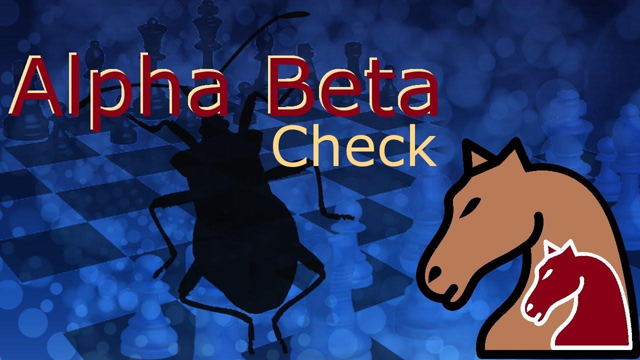 Verifying an Alpha-Beta Algorithm works Correctly - Java Chess Engine  Tutorial 20