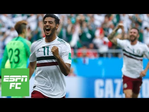 What surprises does Mexico have for Sweden in final Group F game at 2018 World Cup? | ESPN FC
