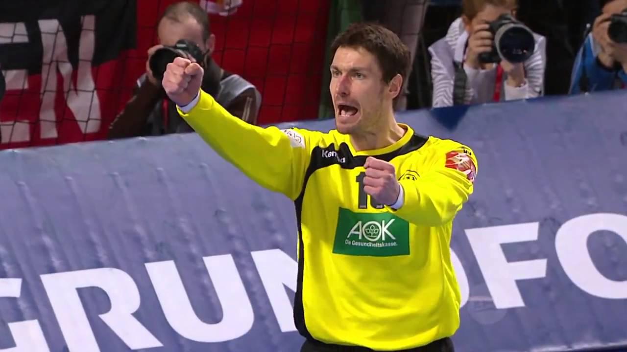 Handball Em Deutschland überrollt Ungarn Im Ersten