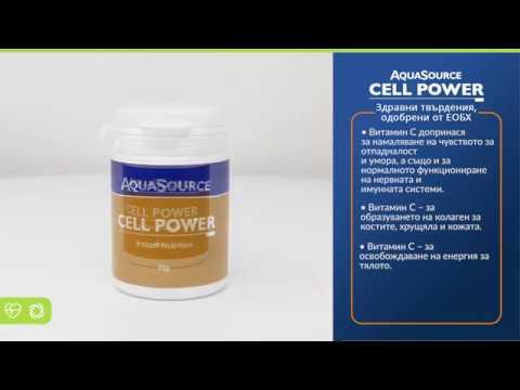 АкваСорс Клетъчна Енергия