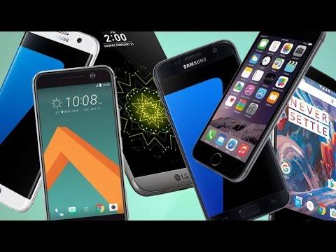 Top 10 smartphones of 2016