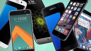 Top 10 Phones - Best smartphones September 2016