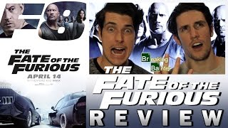 The Fate Of The Furious Review (Fast & Furious 8)
