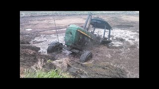 Extreme Best Idiots Operator Trucks Excavator Heavy Equipment Fail & Skill Loader Tractor Recovery