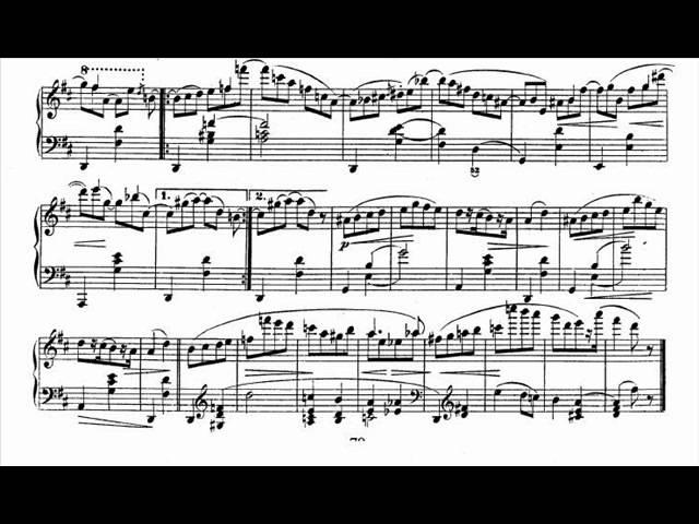 Jörg Demus plays Schumann Davidsbündlertänze, Op.6 (1/3)