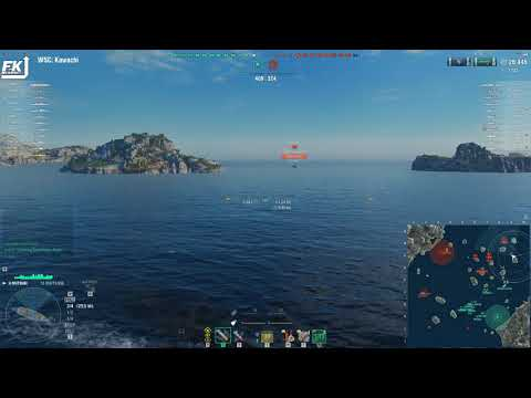 World Of Warships - Is This Even Real? WTF XD