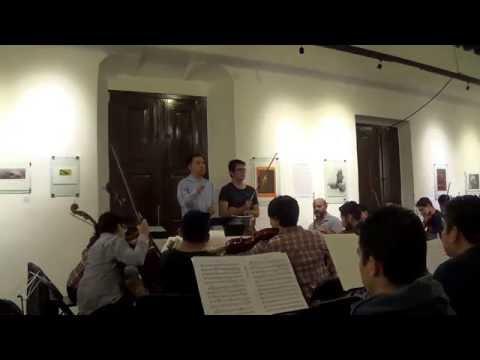 Concierto para violín de Tchaikovski ensayo ORFIX