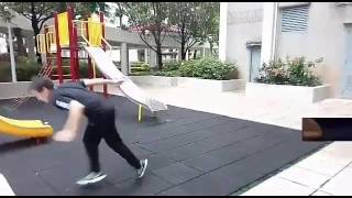 Publication Date: 2017-07-19 | Video Title: 老鼠洲and彩雲parkour