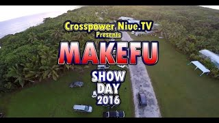 Crosspower Niue.TV - Makefu Show Day, 2016