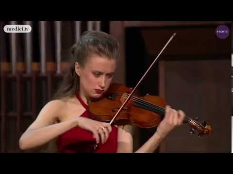 Kristine Balanas performs Bach, Chaconne from Partita No. 2