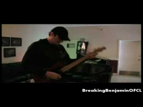 Breaking Benjamin Behind The Scenes (Dear Agony Album) HD!!