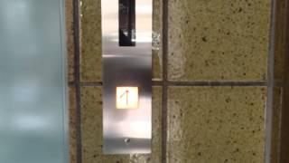 【乗り場のみ】神田昇龍館ビルのエレベーター