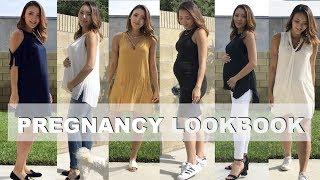 【PREGNANCY LOOKBOOK】マタニティーファッション♡