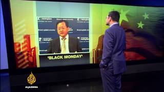 Counting the Cost - Black Monday: The great fall of China