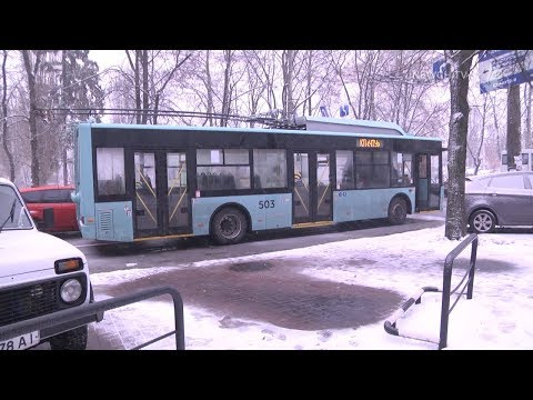 Телеканал Новий Чернігів: Аварія в центрі Чернігова| Телеканал Новий Чернігів