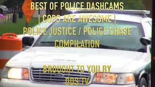 👮🏼🚔BEST OF POLICE DASHCAMS | COPS ARE AWESOME | POLICE JUSTICE / POLICE CHASE COMPILATION #33