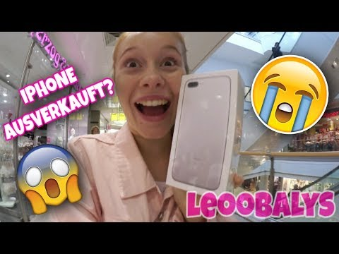IPHONE AUSVERKAUFT?!😡 | HANDY HAUL | LEOOBALYS