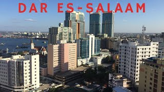 How Dar es Salaam looks in August 2019 Tanzania Unedited and Raw