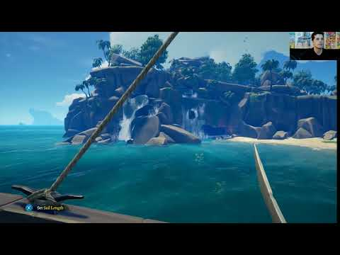 Sea of Thieves (PC) Mike Matei live stream
