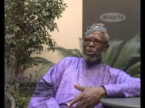 Entrevista Mustafa Alassane - AfricaTV