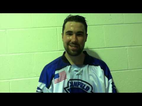 Canfield goalie Marcus Rees discusses tonight's heartbreaking loss to the Surge – 5/7/15