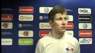 Anatoly Bykov Interview WFC 2010 Video