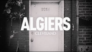 "Algiers - ""Cleveland"" (Official Audio)"