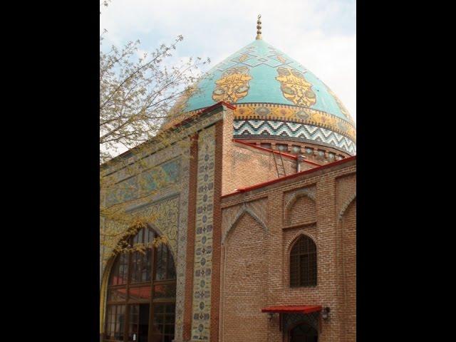 B??kitny Meczet - Blue Mosque - ??????? ????? - ???? ?????? - Erywa? - ????? - Yerevan