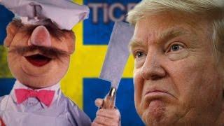 Sweden declares war on Trump!? [TiCB]