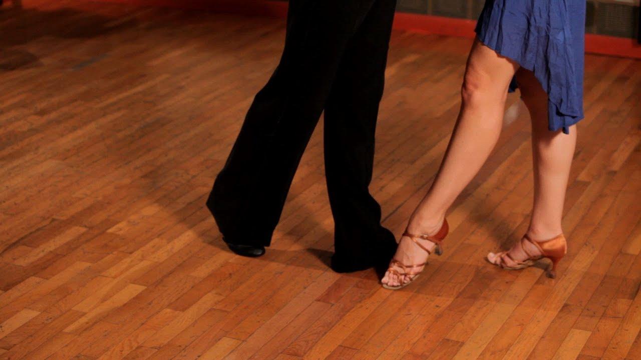 How To Do A Rumba Cross Body Lead Ballroom Dance Youtube Pin Tango Steps Diagram On Pinterest