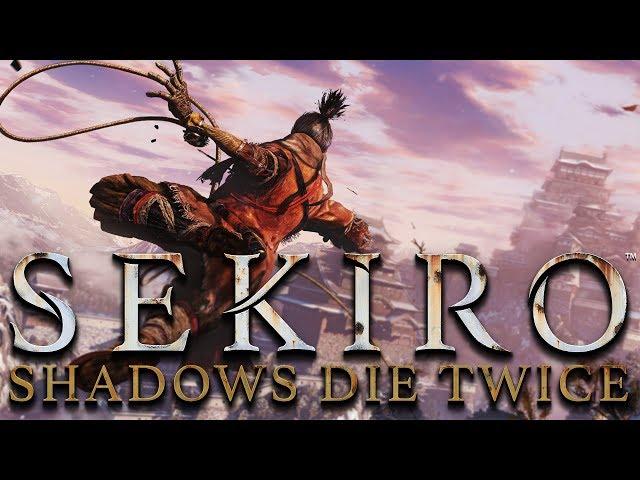 Sekiro : Shadows Die Twice (Blind Playthtough 1440p) #01