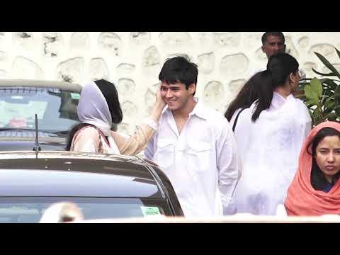 Celebs Attend Producer Rajkumar Barjatyas Funeral | Filmibeat