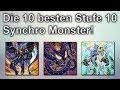 Yu-Gi-Oh! | Top 10 Stufe 10 Synchromonster!